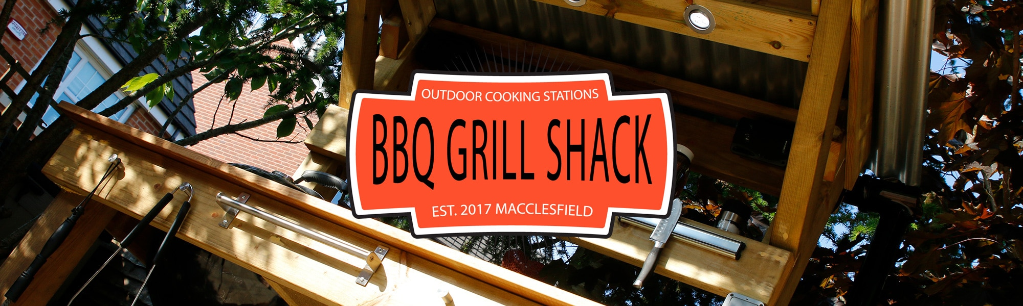 BBQ Grill Shack - About our Shacks, Custom Options and Accessories