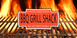 Home Page Slide 1 - BBQ Grill Shack Splash Screen