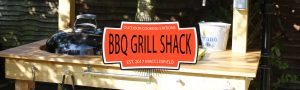 BBQ Grill Shack - Our Shacks, Options and Accessories