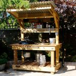 BBQ Grill Shack - Slider - Outdoor Grilling and Cooking Station