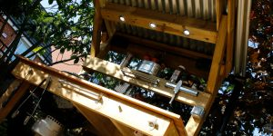 BBQ Grill Shack - Slider - Bespoke Outdoor Grilling Stations