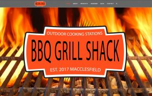 BBQ Grill Shack - Outdoor Cooking Stations, Established 2017 in Macclesfield, Great Britain