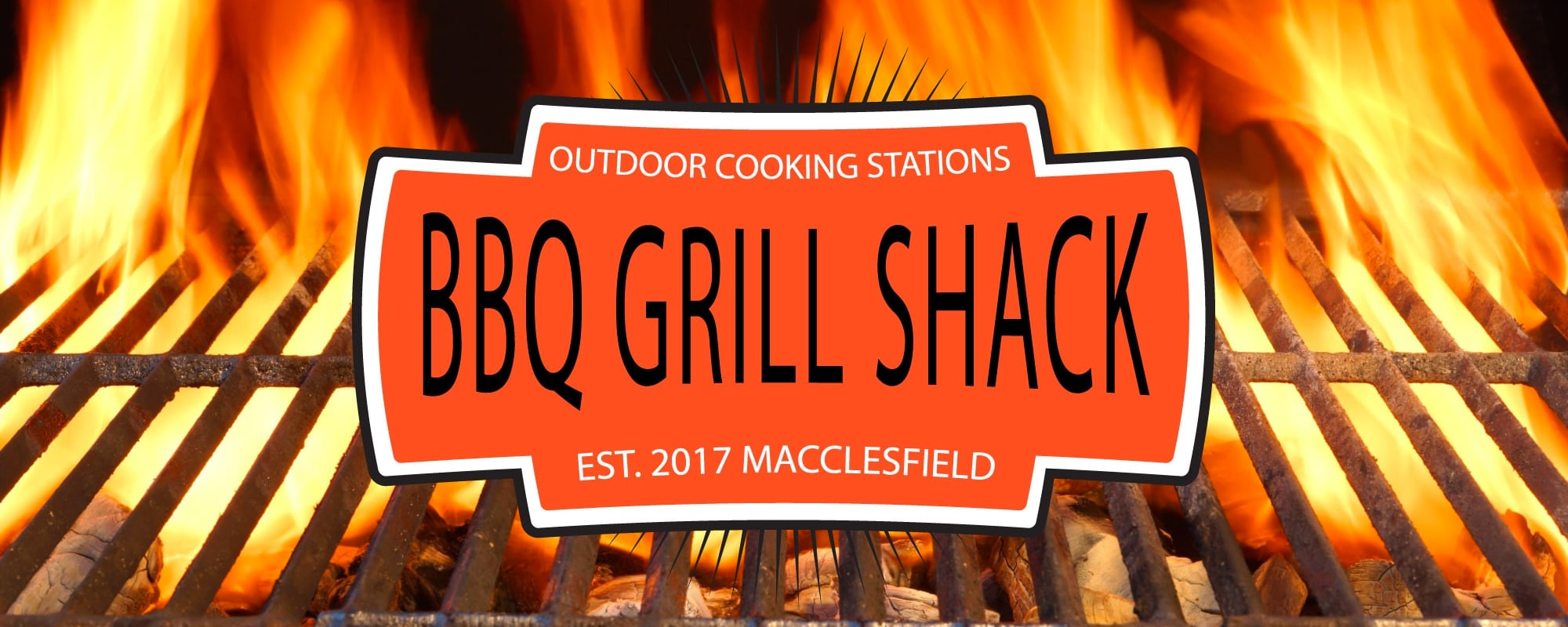 BBQ Grill Shack Outdoor Cooking Stations